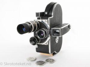 Bolex-Paillard H16 Standard