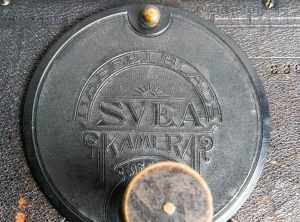 Hasselblads Svea Kamera