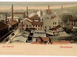Christiania – Fra Vaterland