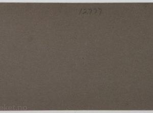 Oscarshal Slott – Sett fra Frognerkilen / Svartehavet (1905)