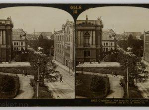 Christiania, den vakre norske hovedstaden (1902)