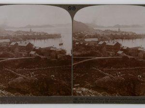 Hammerfest, verdens nordligste by (1906)