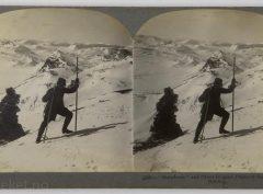Seksishornet og andre fjelltopper i Jotunheimen (1906)