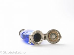 Spytteflaske – Dr. Dettweiler | Medisinsk samlerobjekt