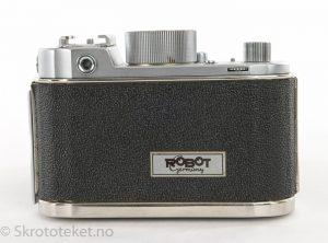 Berning Robot IIa