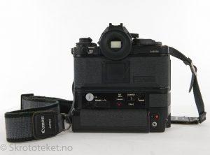 Canon F-1N AE