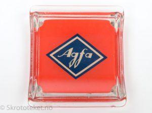 Skål til vekslepenger – Agfa