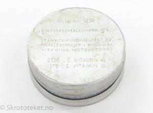 Lofot-perler – Tranvitaminperler fra Ole Chr. Pedersen A/S