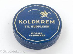 Koldkrem, Borna Fabrikker