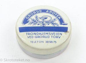 Grorud Apotek, Trondheimsveien ved Grorud Torv