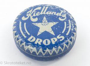 Dropsboks fra Kiellands