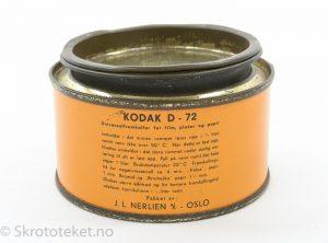 Kodak Universalfremkaller for film plater og Papir