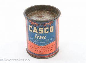 Boks med Casco Lim – Kaldtlim i pulver