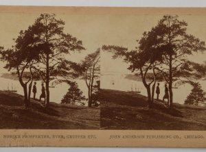 Christianiafjorden fra Egeberg