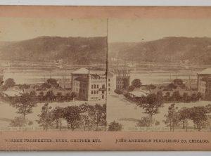 Utsikt fra Akershus fort