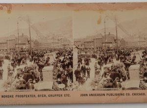 Torvet og fiskebryggen, Bergen