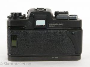 Leitz Leica R7 – Black