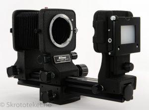 Nikon Bellows PB-6 med PS-6 adapter