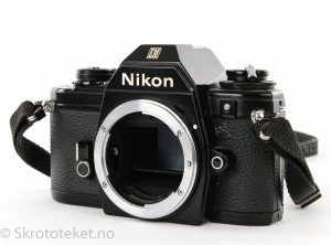 Nikon EM – SLR Camera for Women