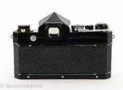 Nikon F – Black (1970)