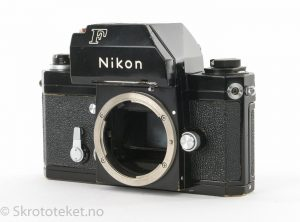 Nikon F Photomic F TN (1966)