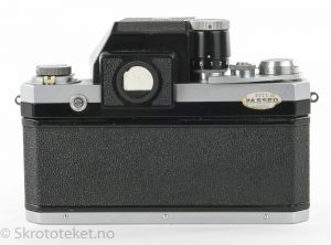 Nikon F Photomic Tn (1968)