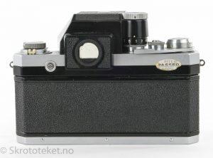 Nikon F Photomic Tn (1968)