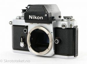 Nikon F2 Photomic (1974)