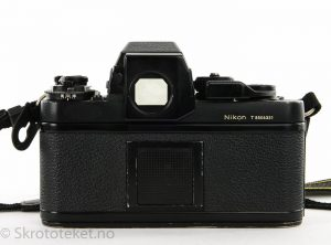 Nikon F3/T (1984-1988)