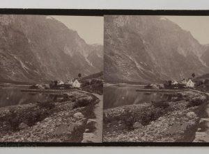 Sogn, Gudvangen ved Nærøfjorden