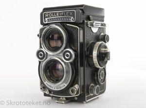 Rollei Rolleiflex 3.5 F Model 3