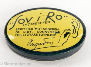 SOV I RO – Beskytter mot sjenerende støy, uunværlig for lydvare søvnløse