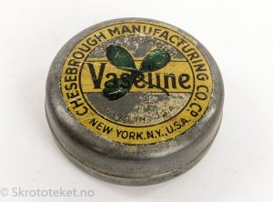 VASELINE – Chesebrough Manufactoring CO, New York, USA