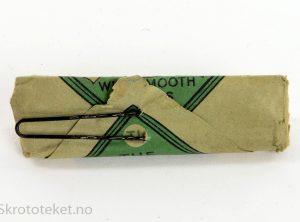 Hårnåler i original papiremballasje