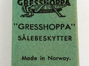 GRESSHOPPA Sålebeskytter