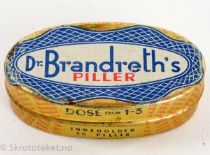 Dr. Brandreths PILLER