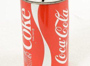 Coca Cola – Sparebøsse fra 1960-tallet