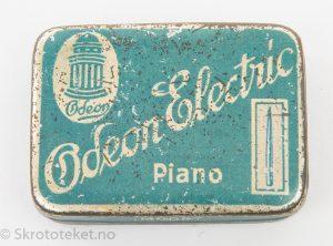 Odeon Electric Piano – Grammofonstifter