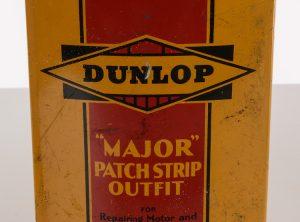Dunlop Major – Lappesaker til motorsykkeldekk