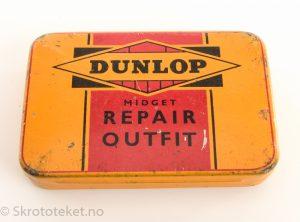 Dunlop MIDGET – Lappesaker