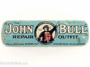John Bull – Lappesaker