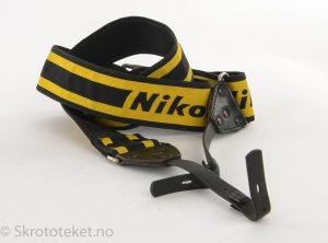 Nikon Klassisk kamerarem (1980)