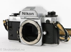 Nikon FA (1983-1987)
