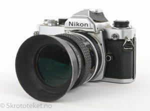 Nikon: Nikon FM (Chrome – 1977)