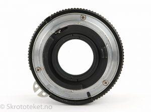 Nikon 50mm f2 Nikkor (AI)