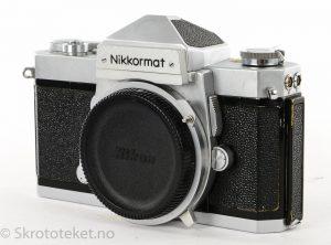 Nikon Nikkormat EL (1972-1976) – Serienr.: 5455345