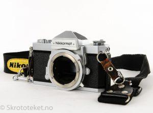 Nikon Nikkormat FT-N (1967-1975) – Serienr.: FT4036461