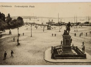 Christiania, Tordenskiolds Plass