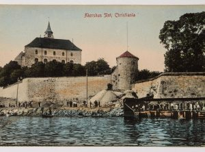 Akershus Slot, Christiania