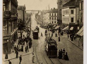 Christiania – Karl Johans Gade